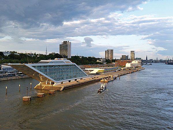 汉堡邮轮中心