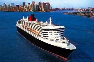 Queen Mary 2, Kreuzfahrtschiff der Cunard Line