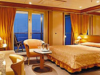 Suite mit Balkon
