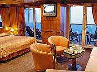 Suite mit Balkon Costa Mediterranea