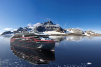 Hurtigruten: MS Fridtjof Nansen