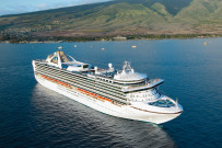 Princess Cruises: Grand Princess