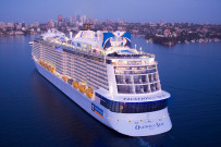 Royal Caribbean: Ovation of the Seas